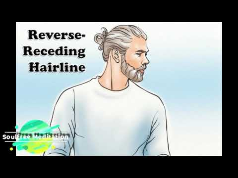 Fix Receding Hairline Naturally Get Your Hairline Back Grow Hair on Receding Subliminal Affirmations