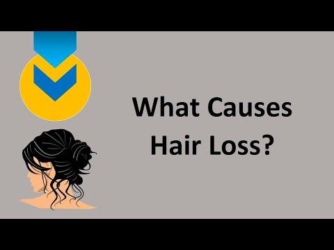 Hair Loss in women  I The Beauty Cuts