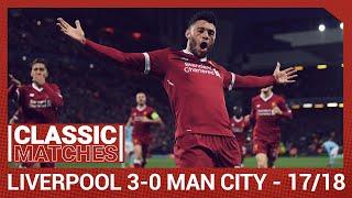 European Classic: Liverpool 3-0 Manchester City   Ox's fierce finish downs City