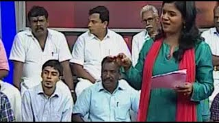Niyanthrana Rekha Manorama News Talk show  15- 07- 2014