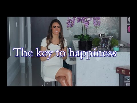 The Key to Happiness in Nursing