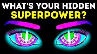 What's Your Hidden Superpower? | Personality Test
