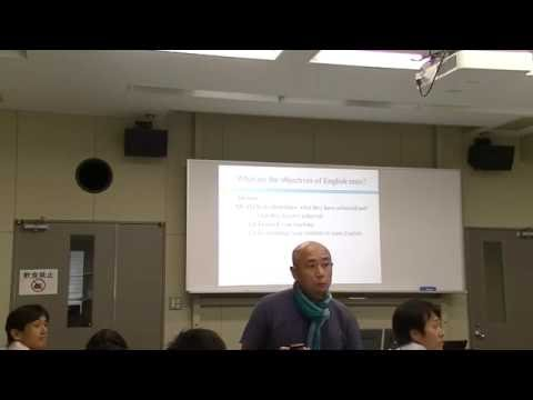 JLTA 2015 Workshop 2-2 - How to Develop Tests that Improve Students' English Proficiency