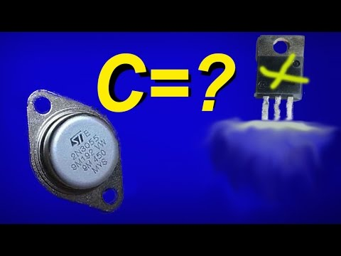 how to identify transistor legs, identify terminals of transistor