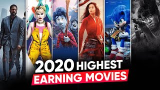 TOP 12: Highest Earning Movies of 2020  | The Highest Grossing Movies of All Time
