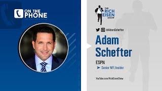 ESPN's Adam Schefter on NFL Players' Covid-19 Concerns | The Rich Eisen Show | 6/26/20