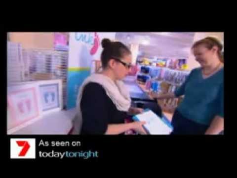 Baby Ink Keepsake How to video