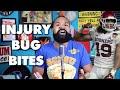 Injury Bug Bites Grant Calcaterra Caleb Kelly And Oklahoma