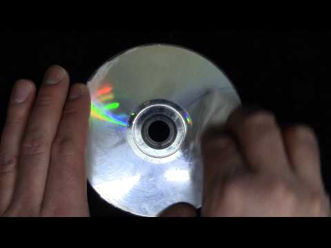 How to fix a scratched Wii Game Disc