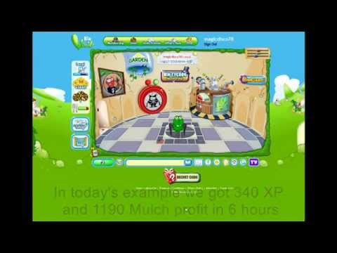 Bin Weevils   How to increase XP and Mulch quickly by planting seeds