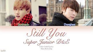 Super Junior-D&E (슈퍼주니어-D&E) – Sweater & Jeans (Color