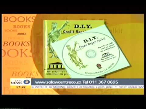 Morning Live SABC 2 You can fix your own credit record, without paying a lawyer
