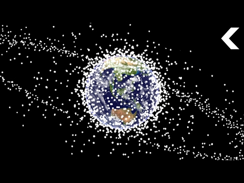Is There Space for 12,000 More Satellites Up There?