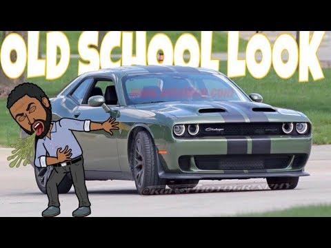 2019 DODGE CHALLENGER HELLCAT GOING OLD SCHOOL?