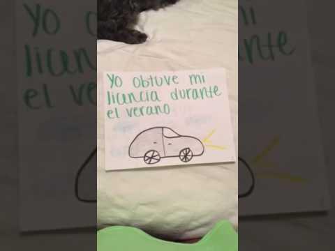 Spanish IV video