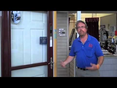 Trouble Shooting Storm Doors: Closer Problems
