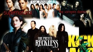 9 movies and TV shows that featured a THE PRETTY RECKLESS song