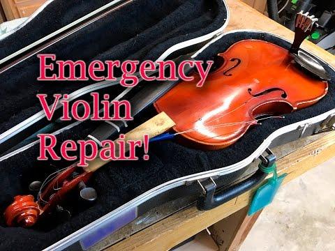 Making a Violin Bridge
