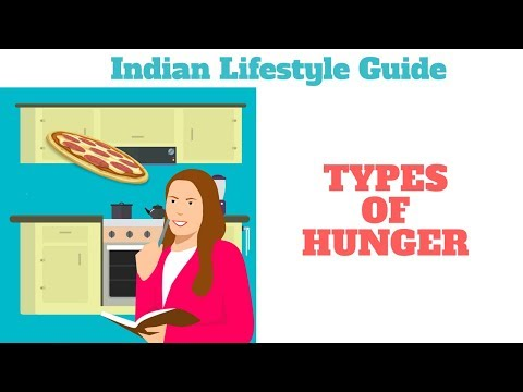 Types of hunger spoiling your weight loss resolutions || Indian Lifestyle Guide