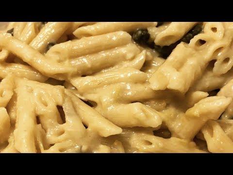 Instant Pot Creamy Lemon Chicken Pasta