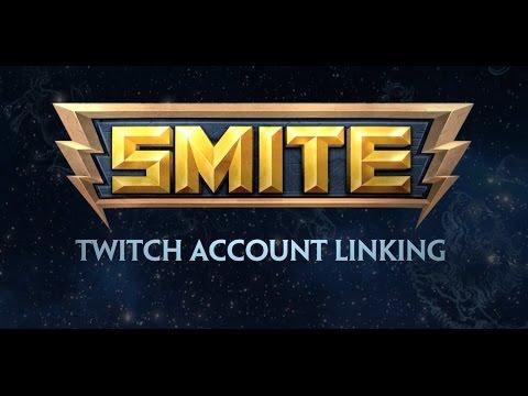 SMITE - Twitch Account Linking - Watch HiRezTV, Get Rewards!