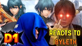 D1 REACTS TO BYLETH REVEAL IN ULTIMATE