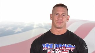 WWE Superstars honor the sacrifices of our armed forces for Memorial Day