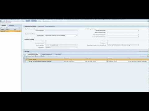 Build a Simple ABAP Web Dynpro Component Configuration Editor  (PART 15)