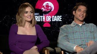Watch Lucy Hale and Tyler Posey Play