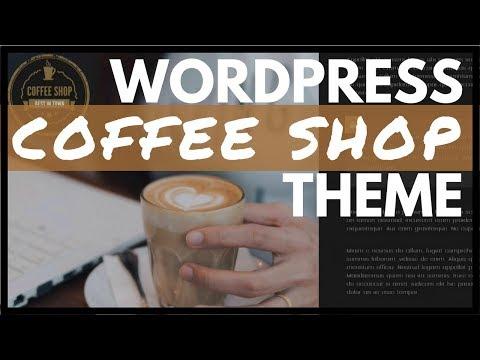 Coffee Shop WordPress Theme - Why I LIKE It & 15% Off Coupon