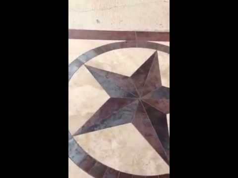 Texas Star Medallion Video