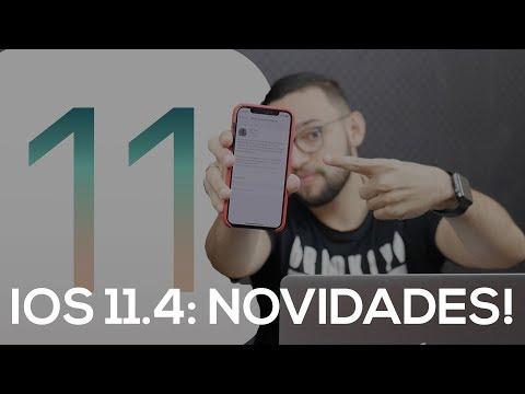 iOS 11.4: O QUE HÁ DE NOVO?