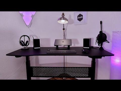 MacBook Pro Desk Setup - Late 2017