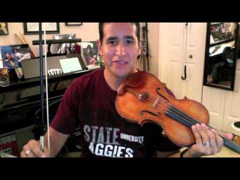 Mariachi Violin Section - Class 1: Grace Notes