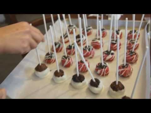 Brownie Pops - Party Favor