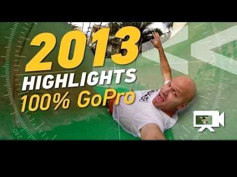 2013 Year in Review (100% GoPro)