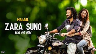 Zara Suno Video | Malaal | Sharmin Segal | Meezaan | Rutvik Talashilkar, Aanandi Joshi | Shail Hada