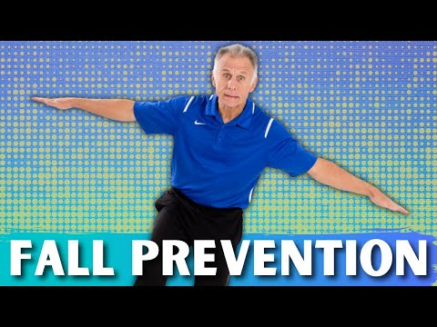 7 Balance Exercises for Seniors-Fall Prevention by Physical Therapists