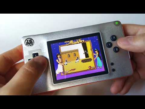 How to play GB / GBC games on Gameboy Macro console using R4 + GameYob emulator