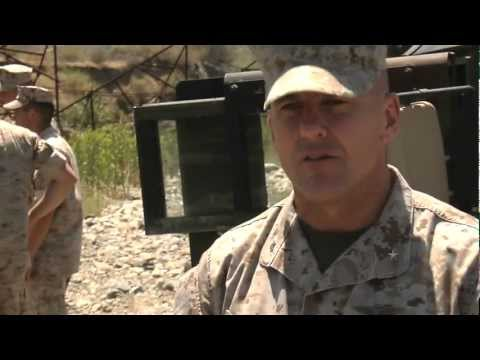 Brig. General Bob Hedelund, Energy Warrior
