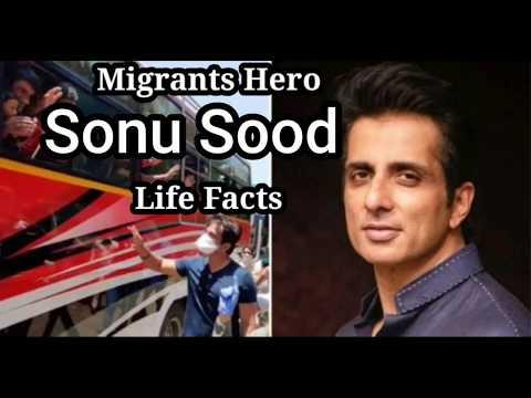 Sonu Soon Unknown Life Facts   Migrants Hero Sonu Sood Trending   Sonu Sood Helping Migrants MH