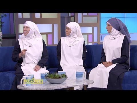 Meet the Nuns Putting Pot on a Pedestal