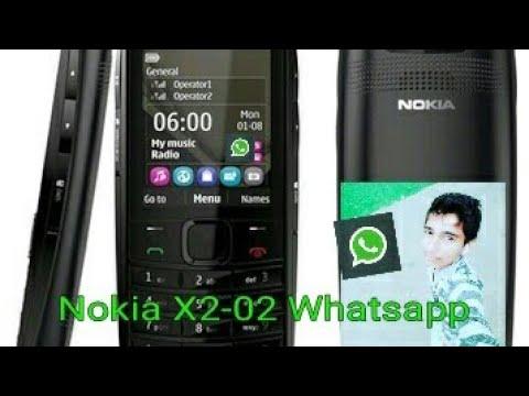 Whatsapp for Nokia X2
