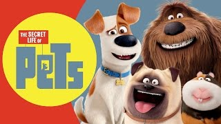 The Secret Life Of Pets REAL LIFE All Characters | Kiddopedia