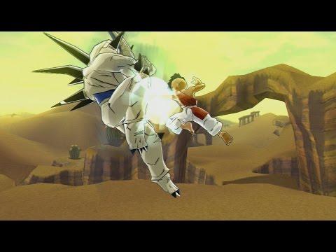 Dragon Ball Z: Budokai 3 (HD Collection) - Uub's Dragon Universe (Alternate Ending) w| Yamamoto BGM