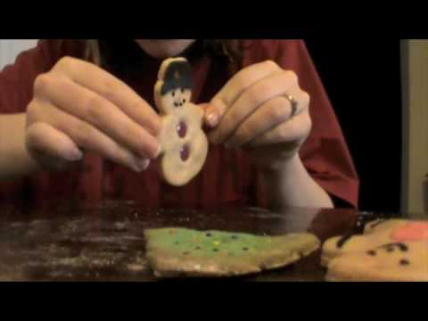 SALT DOUGH ORNAMENTS *EASY FUN CHRISTMAS CRAFT WITH KIDS*