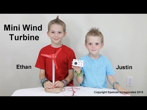 Mini Wind Turbine