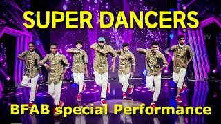 """Super Dancers"" JAYA TV 