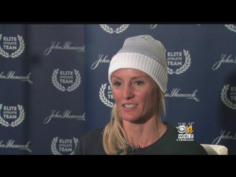 Shalane Flanagan On Why She's Running 2018 Boston Marathon