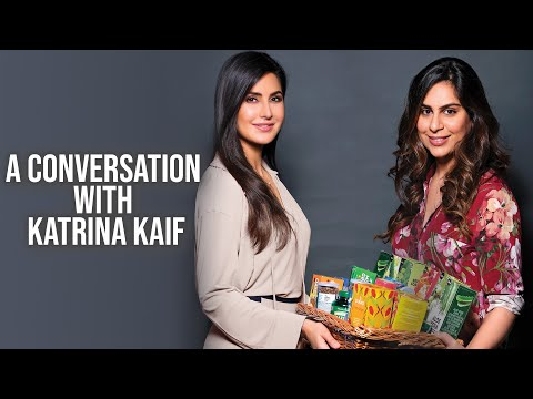 Xxx Mp4 Katrina Kaif In Conversation With Upasana Kamineni Konidela B Positive Magazine 3gp Sex